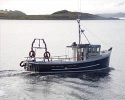 Boat Charter - The Morag
